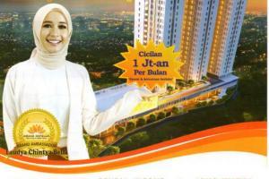 Apartement Full Furnished Dapat Passive Income dan Dekat Kampus ITB dan UNPAD