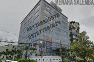 Serius Cari Gedung Kantor Sewa - Beli di Salemba Raya, Jakarta