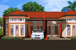 Rumah Baru Dalam Cluster Dijual Minimalis dan Strategis di GDC Depok