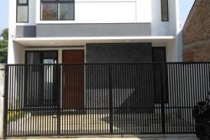 Rumah Baru 2 Lantai Dijual Konsep Modern dan Strategis di Jatiluhur Bekasi