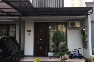 Rumah Second Dijual Dalam Cluster Nyaman di Ciputat Tangsel