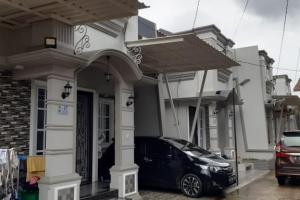 Rumah Baru Dalam Cluster Desain Elegan di Jl. Merdeka Sukmajaya Depok