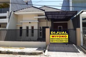 Rumah 1 lantai Baruk Tengah Dekat Merr Rungkut Tenggilis Jemursari Surabaya