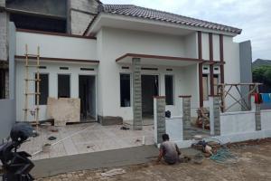 Rumah Baru Dalam Cluster Minimalis dan Strategis di Kalimulya Depok
