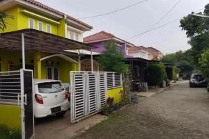 Rumah Second Dijual Minimalis Dalam Cluster di Ciputat Tangsel