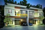 Rumah Baru 2 LT Minimalis Modern Free Biaya - Biaya di Cilodong Depok