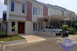 Rumah Baru Dijual Minimalis Dalam Cluster di Tanah Baru Depok