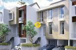 Townhouse 3 LT Baru Exclusive di Lokasi Strategis Cilandak Jaksel