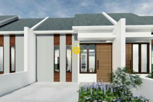 Rumah Baru Dijual Minimalis Modern Di Kalibaru Cilodong Depok