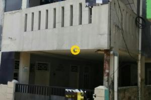 Rumah Kost 2 Lantai 17 Pintu Kawasan Padat Mahasiswa/i di Beji Depok