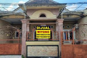 Rumah Mojo Kidul Dekat Unair Kampus A dan B Karang Menjangan