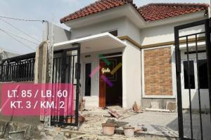 Rumah Baru Dijual Minimalis dan Eksklusif di Kalisari Jaktim