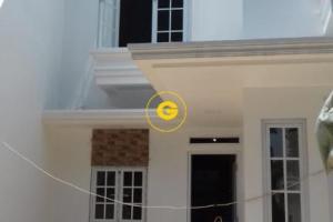 Rumah baru 2 LT lokasi sangat strategis dekat pintu tol Kukusan Depok