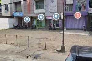 Ruko 2 LT Disewakan Lokasi Strategis di Pinggir Jalan Condet Jaktim