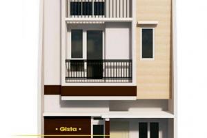 Rumah Baru Total 31 Unit, Design Minimalis dan Modern di Ciracas Jaktim