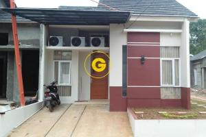 Rumah Baru Minimalis Promo Free Biaya - Biaya di Jatirangga Bekasi