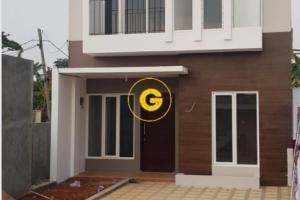 Rumah Baru 2 LT Hanya 3 Unit, Free Biaya - Biaya di Jatiasih Bekasi