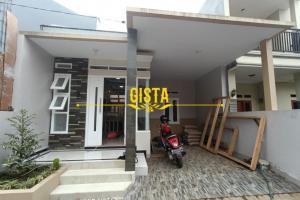 Rumah Cantik Siap Huni, Minimalis dan Strategis di Pancoran Mas Depok