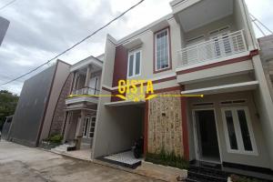 Rumah Baru 2 LT Minimalis dan Siap Huni di Pancoran Mas Depok