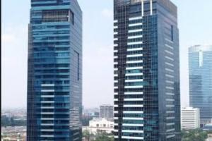 Sewa kantor 188m2 di Menara Prima , Mega Kuningan, Jakarta Selatan