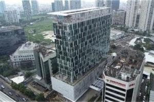 Disewakan kantor luas 1200m2   di Graha Binakarsa Jl. HR Rasuna Said