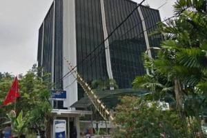 Ruang kantor luas 581m2 disewakan di Tifa Building Jl. Kuningan Barat