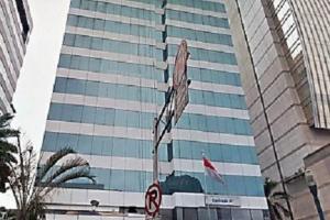 Sewa Kantor 247m2 di Palma One Building , Rasuna Said