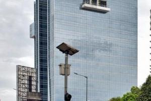 Dijual Office ,Luas 211m2 , Kondisi Partisi  di Dipo Tower di  Jakarta Pusat