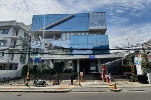 Sewa  Kantor 337m2 di Graha Dinamika,Tanah Abang 2, Jakarta Pusat
